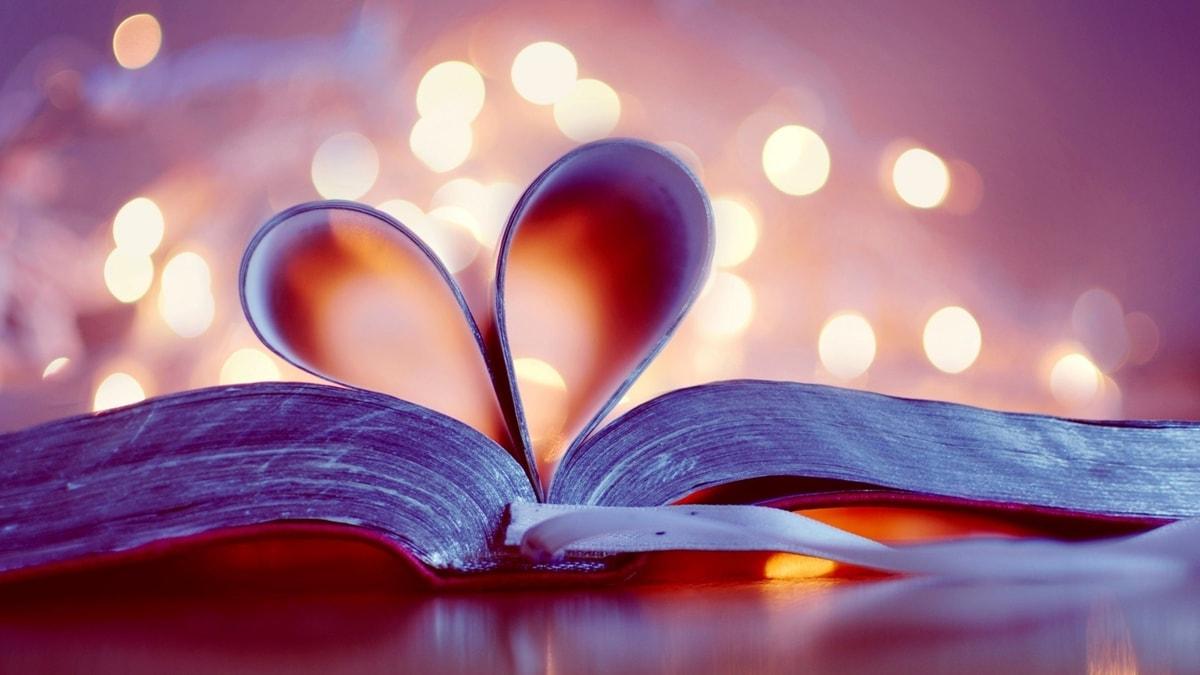 Cytaty książkowe o miłości