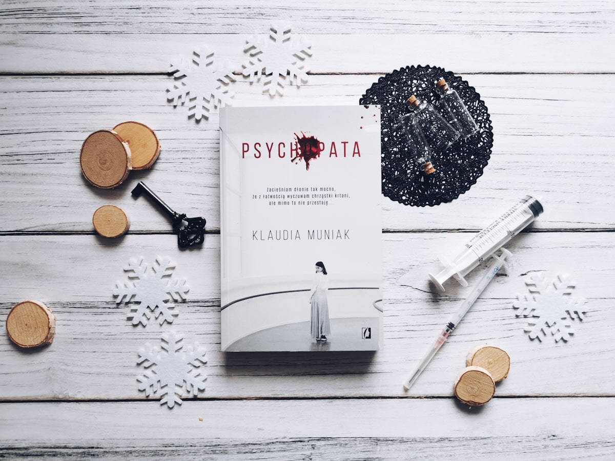 Psychopata - Klaudia Muniak