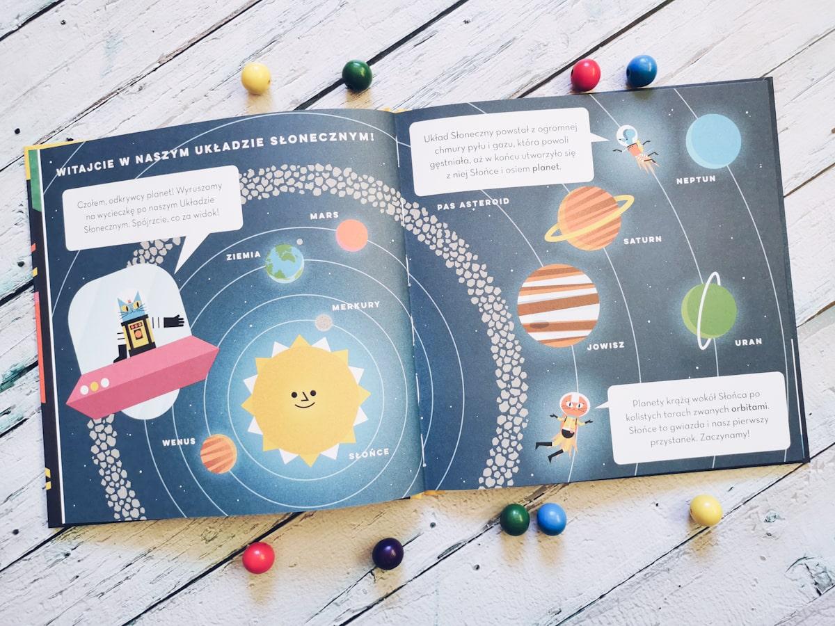 Układ Słoneczny zprofesorem Astrokotem
